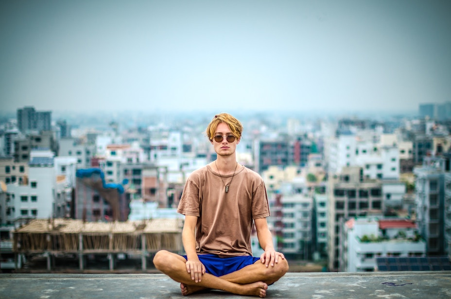 Yoga and moving into well-being in the new year