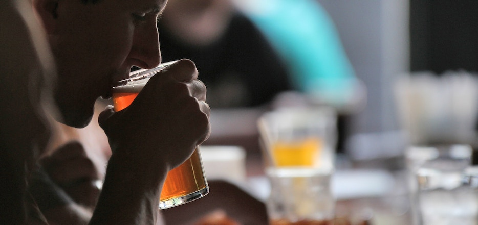 Overcoming the need for alcohol to cope with anxiety