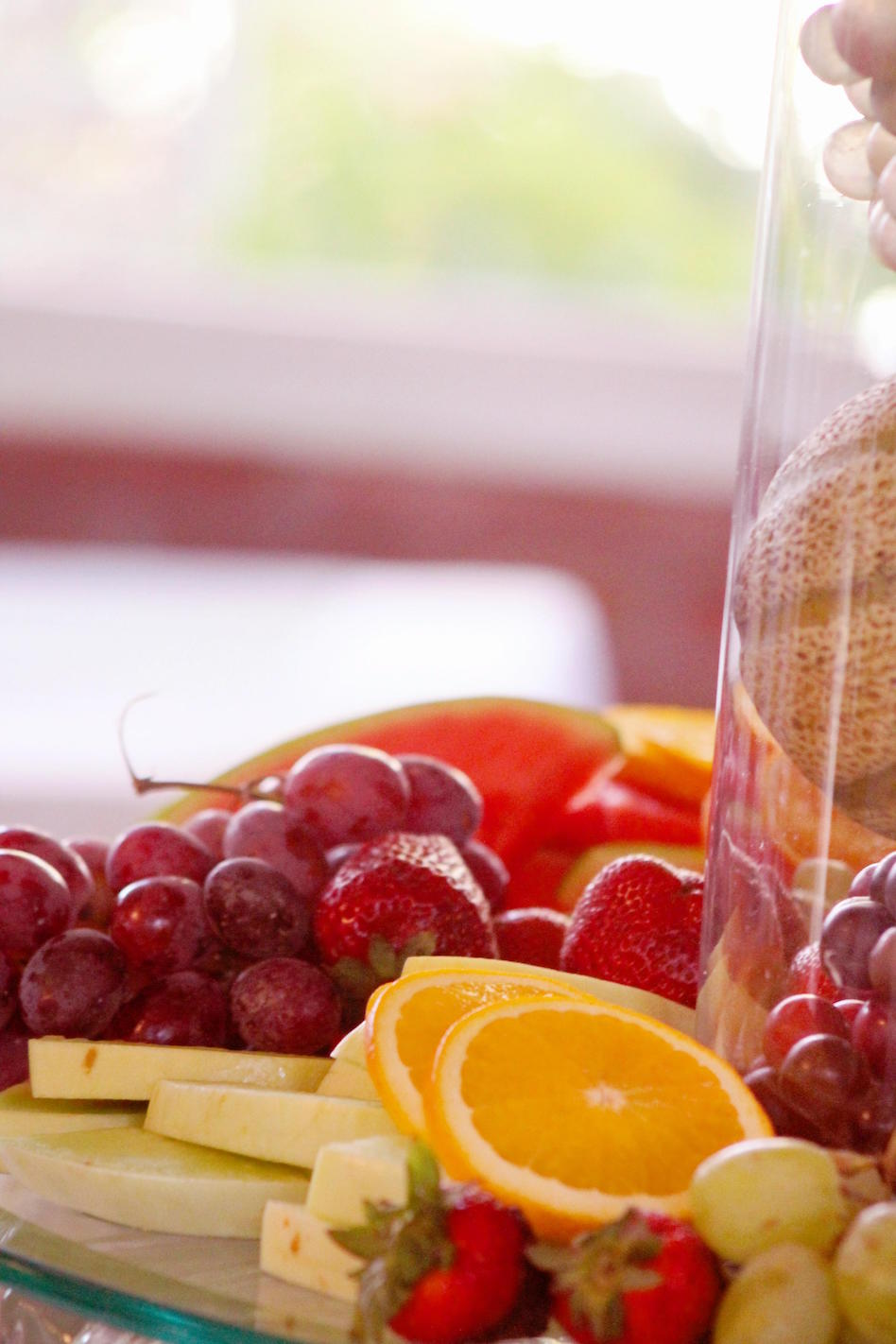 Healthy diet helping healthy recovery